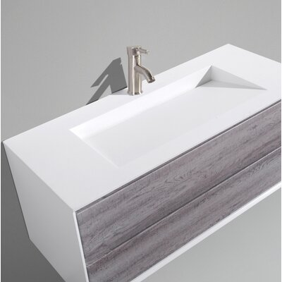 Pedersen 48 Single Sink Bathroom Vanity