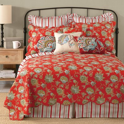 Jacobean Reversible Quilt Collection