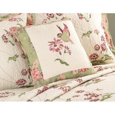 Jasmine Dec Throw Pillow
