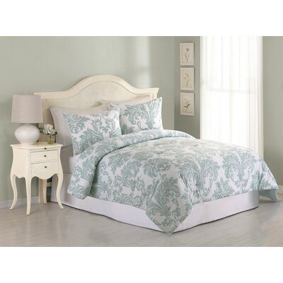 Heirloom Henrietta 3 Piece Comforter Set