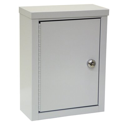 9 x 12 Surface Mount Medicine Cabinet Finish: Light Gray