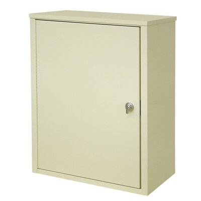 16 x 16.75 Surface Mount Medicine Cabinet Color: Beige