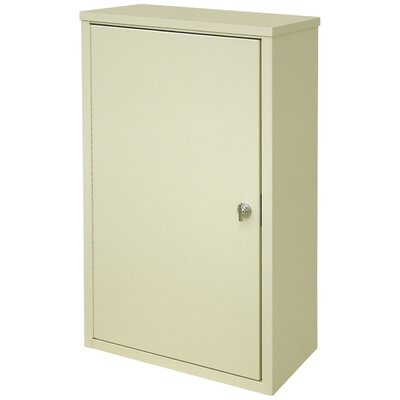 16 x 26.75 Surface Mount Medicine Cabinet Finish: Beige
