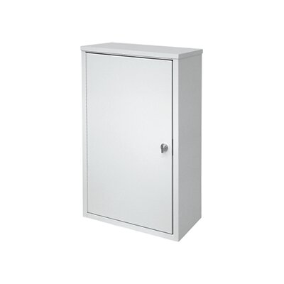 16 x 26.75 Surface Mount Medicine Cabinet Finish: Light Gray