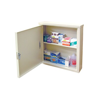 16 x 16.75 Surface Mount Medicine Cabinet Finish: Beige