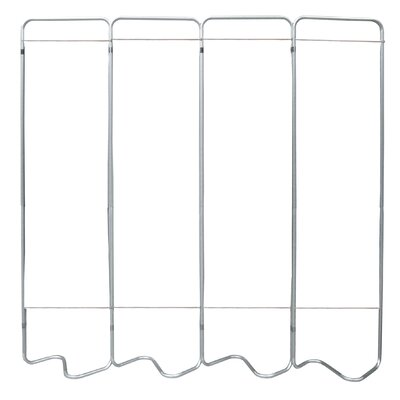 Beamatic Screen Frame 4 Panel Room Divider