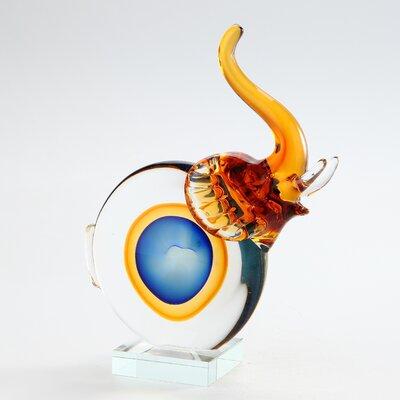 Decorative Glass Figurine 62129