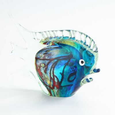 Glass Fish Figurine 52211