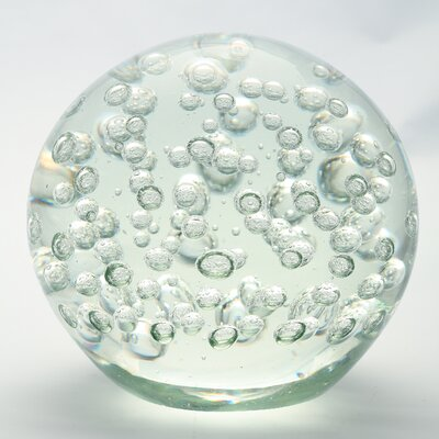 Decorative Ball Water Globe Color: Clear 81037C