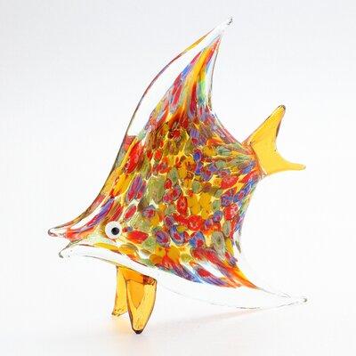 Glass Fish Figurine 76163