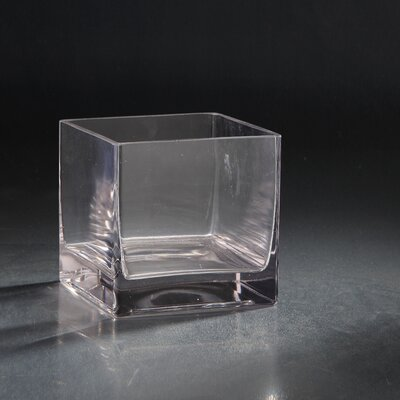 Glass Votive Size: 6 H x 6 W x 6 D