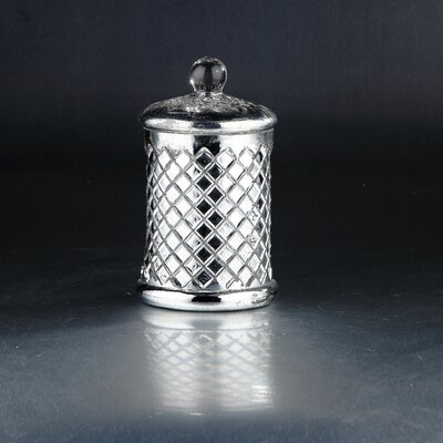 Kitchen Canister Jar Size: 8.5 H x 6.5 W x 6.5 D