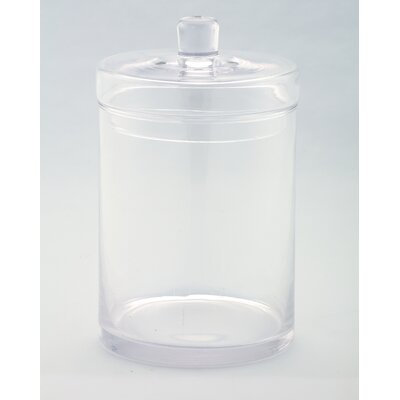 Kitchen Canister Jar Size: 10 H x 6.5 W x 6.5 D