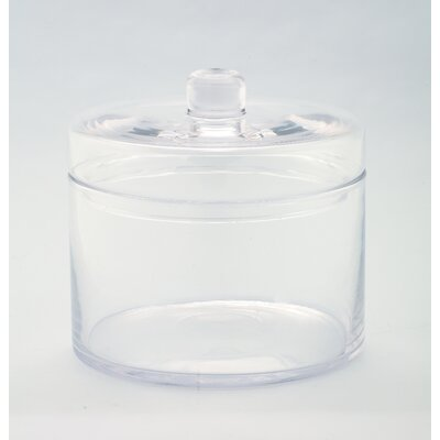 Kitchen Canister Jar Size: 6.5 H x 6.5 W x 6.5 D