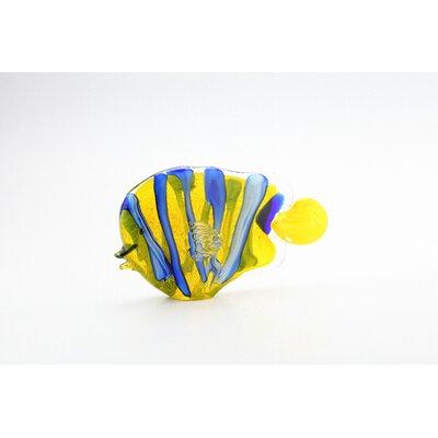 Glass Fish Figurine 76164