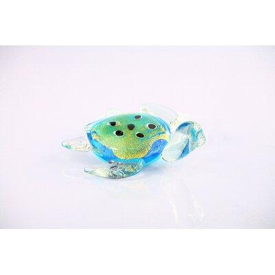 Glass Turtle Figurine 76139