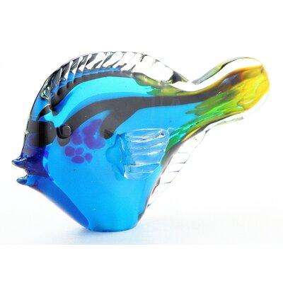 Glass Fish Figurine 76170