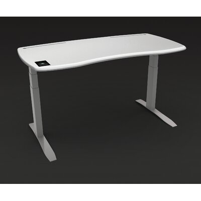 Kinetic Standing Desk Gray Product Photo