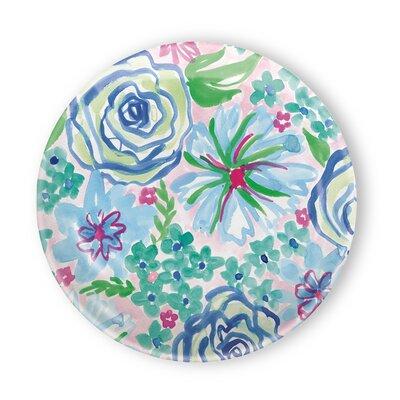 Spring Garden 8 Melamine Salad Plate (Set of 4)