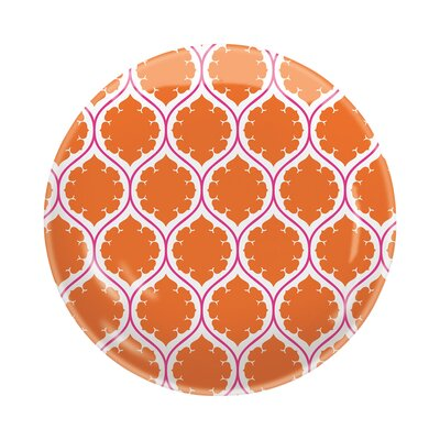 Marrah Melamine Appetizer Plate (Set of 4)
