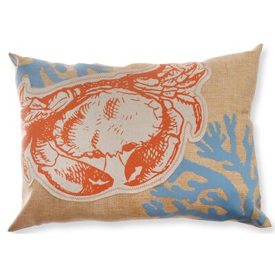Crab Lumbar Pillow