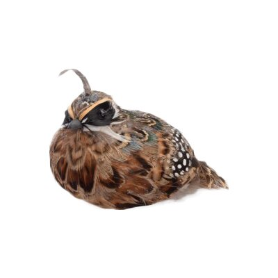 Small Quail Figurine (Set of 2)