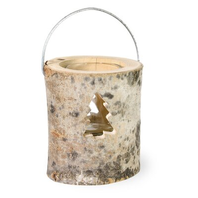 Bark Tree Glass Votive (Set of 2) LOPK2695 40925189
