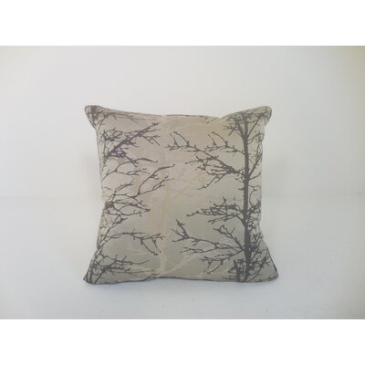 Woodland Jacquard Scenic Toss Throw Pillow