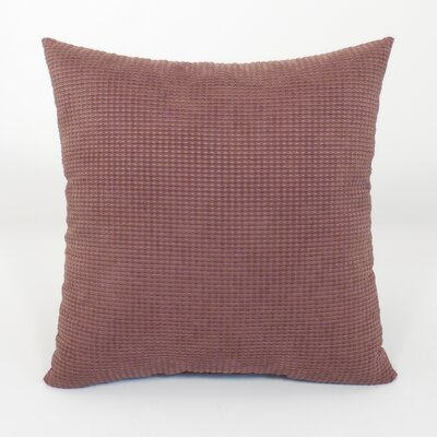 Tyler Textured Woven Toss Throw Pillow Color: Earth