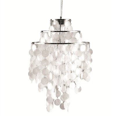 Pearl 1-Light Mini Pendant