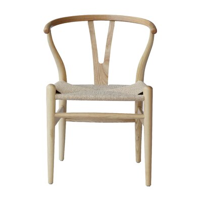 Woodstring Chair Color: Natural