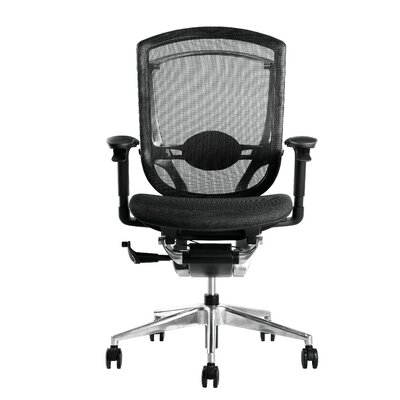 Ergo Mid-Back Mesh Office Chair FMI9292black
