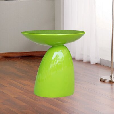 End Table Finish: Green