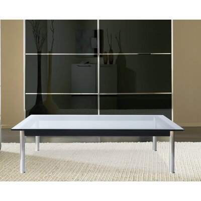 Lc10 Coffee Table Size: 16 H x 48 W x 48 D