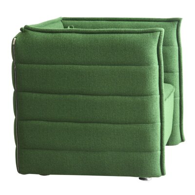 Sofata Lounge Chair Upholstery: Green