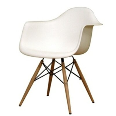 Woodleg Arm Chair