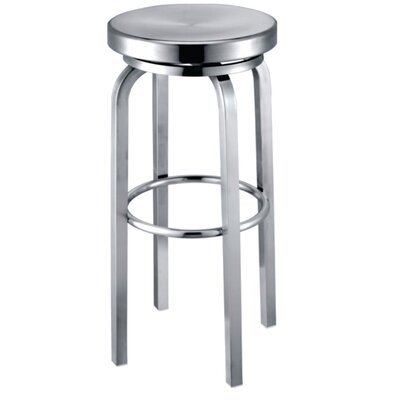 Navy 30 Swivel Bar Stool