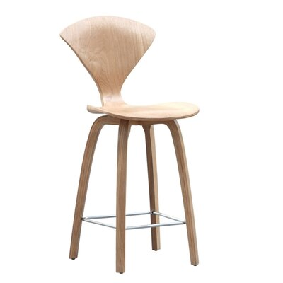Bar Stool Color: Natural