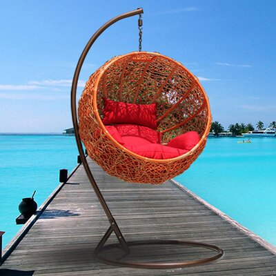Deep Swing Chair with Stand