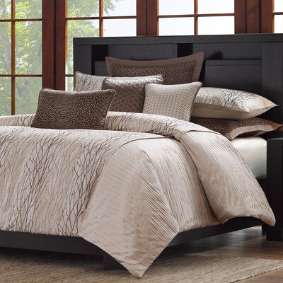 Eclipse 3 Piece Comforter Set Size: King