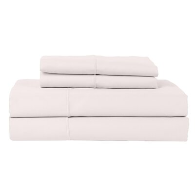 Perthshire Platinum 4 Piece 1200 Thread Count Egyptian Quality Cotton Sateen Sheet Set Size: Queen, Color: Ash