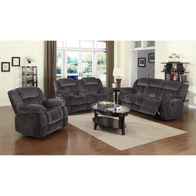 SU-LN550-3PCSET Sunset Trading Living Room Sets