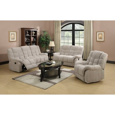 Heaven on Earth Configurable Living Room Set