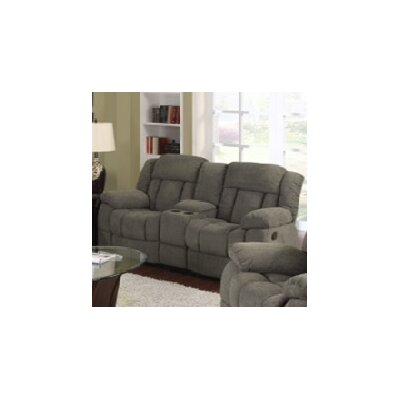 SU-LN220-206 TG2130 Sunset Trading Divine Recline Loveseat