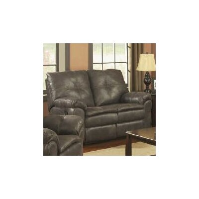 SU-KV110-205 TG2140 Sunset Trading Comfort Zone Reclining Loveseat