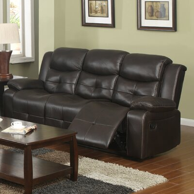 SU-LH110-305 TG2145 Sunset Trading Park Avenue Reclining Sofa