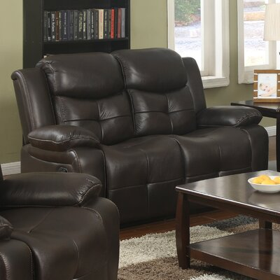 SU-LH110-205 TG2144 Sunset Trading Park Avenue Reclining Loveseat