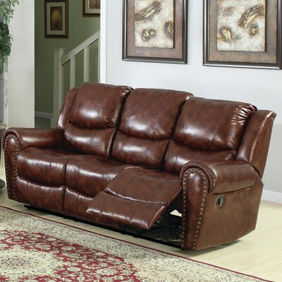 Oxford Double Reclining Sofa