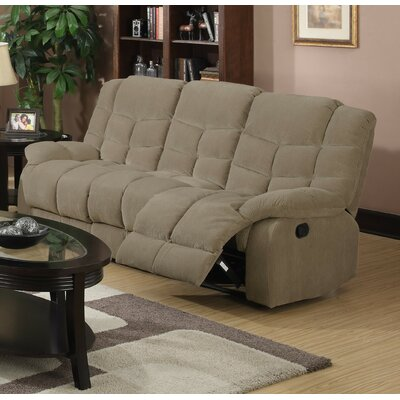 SU-HE330-305 TG2148 Sunset Trading Heaven on Earth Reclining Sofa