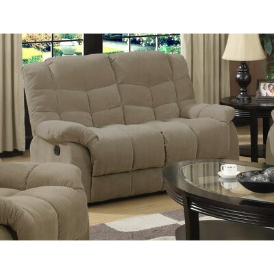 SU-HE330-205 TG2137 Sunset Trading Heaven on Earth Reclining Loveseat